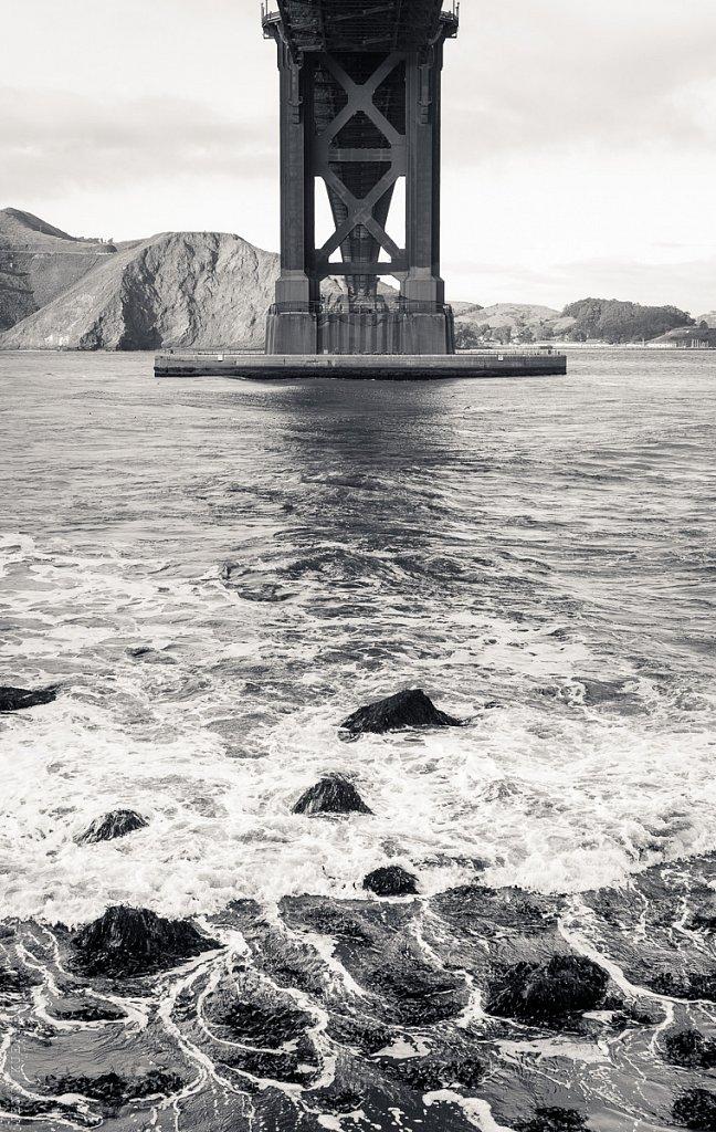 Golden Gate Bridge – USA, 2011