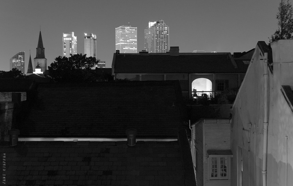 Nightview in New Orleans – USA, 2013