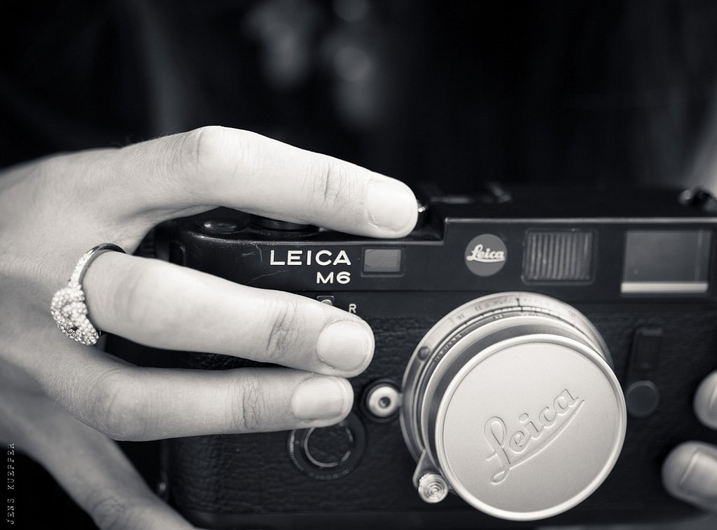 Me and my Leica