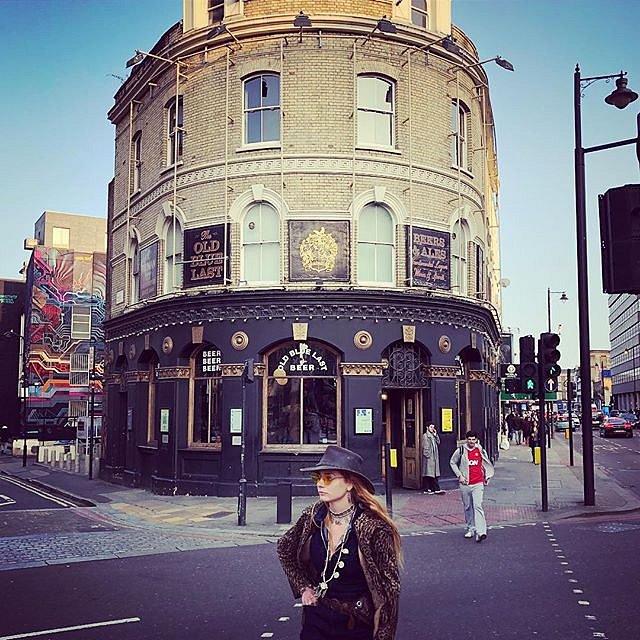 Eastend, London – 2019